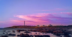 Cape Leeuwin First Light (BrianScharff) Tags: cape leeuwin western australia lighthouse cottage dramatic sky clouds sunrise rocks water ocean