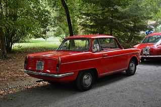 Fiat 750 Coupè by Scioneri