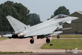 ZK325 Royal Air Force Eurofighter Typhoon FGR.4
