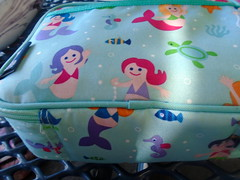 DSC00184 (classroomcamera) Tags: school campus recess lunch snack eat eating lunchbox mermaid mermaids cartoon cartoons swim swimming fish marine life ocean sea creatures fishes turtles