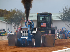 170218_067_TP_Ford (AgentADQ) Tags: tractor fest pull show paquette historical farmall museum leesburg florida 2017 motorsport ford turbo diesel