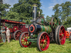 Onslow Park 2017 (Ben Matthews1992) Tags: onslow park shrewsbury salop shropshire britain england county old vintage historic preserved preservation classic vehicle transport steam traction engine foster agricultural general purpose 12539 winnie ma5730 6nhp