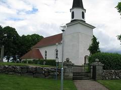 Flistads kyrka 2010 (biketommy999) Tags: flistad västragötaland sverige sweden 2010 biketommy biketommy999 kyrka church