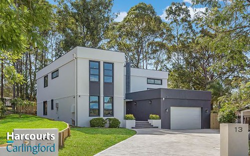 13 Kings Pl, Carlingford NSW 2118
