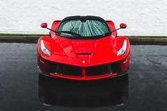 Ferrari LaFerrari (car.spot) Tags: ferrari laferrari supercar hypercar car rain