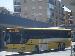 Setra S319 UL 436 de Lat (Bus Box) Tags: setras319ul lat latbus autobus bus murcia