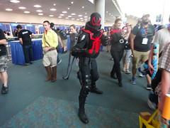 Agent Venom (Sconderson Cosplay) Tags: comic con san diego sdcc 2016 agent venom cosplay