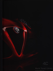 Alfa Romeo 4C;  2016_1 car brochure (World Travel Library - The Collection) Tags: alfaromeo alfaromeo4c 2016 best perfect sport red black italian car brochure carbrochurefrontcover frontcover sales literature world travel library center worldtravellib auto automobil papers prospekt catalogue katalog vehicle transport wheels makes models model automobile automotive motor motoring drive wagen photos photo photograph picture image collectible collectors ads fahrzeug automobiles cars سيارة 車 worldcars documents dokument broschyr esite catálogo folheto folleto брошюра broşür