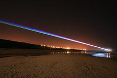 Artificial Rainbow (sdon84) Tags: rainbow olympics lights light uk