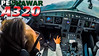 Air Arabia A320 landing at Peshawar (JustPlanes) Tags: airbus a320 pilot pilots pilote pilotos airarabia peshawar cockpit flightdeck crew