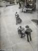 Viewed (lorinleecary) Tags: people sanluisobispo blackandwhite blurredimage man textured wheelchair woman women art digitalart