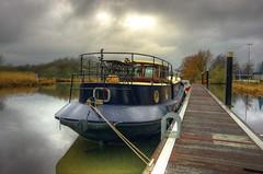 Enniskillen (rickybon) Tags: enniskillen boat water pentaxk5 pentaxflickraward pentaxart pentax k5 riccardobonelli