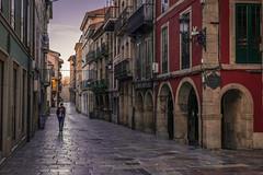 Strret boogie 28/365 (carmenmaniega) Tags: avilés street asturias españa spain stone calle arch architecture 365project 365 365days 365day project365 ngc