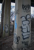 Give (NJphotograffer) Tags: graffiti graff new jersey nj bridge give void crew
