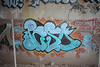 Pesoe (NJphotograffer) Tags: graffiti graff new jersey nj bridge peso pesoe void crew