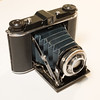 New Bellows (Nicholas Lyle) Tags: bellows replacement ansco agfa b2speedex 6x6 folder camerarepair