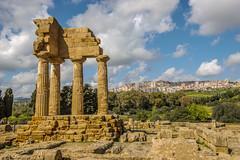 Greek/Roman ruins (tatlmt) Tags: worldtour europe italy sicily sicilia ruins greek roman agrigento