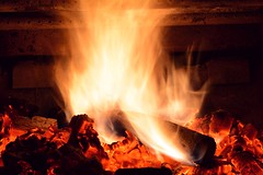 2018_0125Burning-Wood0001 (maineman152 (Lou)) Tags: westpond fire burningwood flames nature naturephoto naturephotography january winter maine