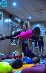 It's time to practice Acro Yoga (AYM Yoga School India) Tags: acroyoga yoga yogapose fitness yogainspiration yogapractice partneryoga yogabalance dailyyoga yogaindia yogaeverydamnday yogateacher yogateachertraining people indoor yogastudio healthcare aymyogaschool yogalifestyle