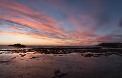 Sunset at Dragon's Head, Rye (Matt OZW) Tags: australia workshop victoria seascape landscape morningtonpeninsula places tomputt