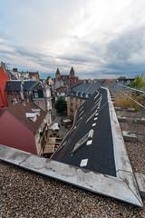 LAFAYETTE TOIT-108 (MMARCZYK) Tags: france alsace grandest strasbourg basrhin 67 panorama toit dach galeries lafayette