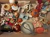 bye bye (maximorgana) Tags: tita corridor decoration cup spoon plate dish mattress lamp jar tray kitchen cuentame
