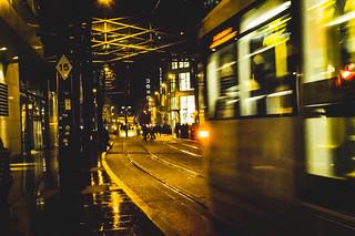 The Tram Again