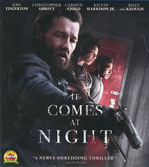 It-Comes-At-Night (Count_Strad) Tags: movie cover art coverart drama action horror comedy mystery scifi vhs dvd bluray