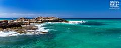 Acorralados por el mar (Andres Breijo http://andresbreijo.com) Tags: mar marea sea isla island formentera baleares olas