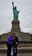 Lift Thy Torch (Bryan Bree Fram) Tags: statue liberty hope future nyc new work transgender love