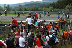 Hope for a new life (argilaga) Tags: spa francorchamps belgium thenetherlands dutch verstappen max f1 gp
