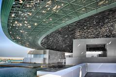 Le Louvre Abu Dhabi de Jean Nouvel (Docaron) Tags: emirats emirates abudhabi saadiyat louvre musée museum architecture culture islam jeannouvel dôme dome moucharabieh dominiquecaron islamicdesign uae