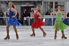 skaters (greenelent) Tags: skate women people bryantpark ice iceskating nyc newyork 365 photoaday