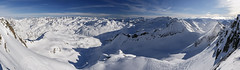Gemsstock Panorama (Stefsan (on and off)) Tags: gemsstock andermatt uri tessin ticino schweiz suisse svizzera switzerland mountains peaks glacier snow alps alpinelandscape landscape winter nature panorama canon eos 7d stefsan ©stefansandmeier