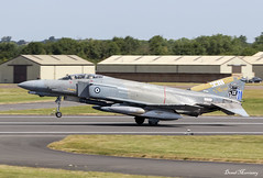 Hellenic Air Force F-4E AUP Phantom II 01508 (birrlad) Tags: fairford ffd raf riat royal international air tattoo airshow aircraft aviation airport airbase display taxi taxiway takeoff departing departure runway hellenic force f4e aup phantom ii mcdonnell douglas f4 fighter attack combat jet 01508 greek greece