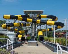 IB 2017-48 (magnumxl89) Tags: indianabeach indiana monticello lakeshaffer rollercoaster themepark amusementpark apex lake water sky outdoor vacation holiday fun family amusement thrill