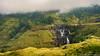 Let go.. and fall like a little waterfall.  - Bob Ross (vyshaks) Tags: travel vacation canon7d canon bluesky waterfalls srilanka