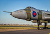 Sunlit Vulcan (Nimbus20) Tags: vulcan avro xl426 essex tle jet bomber bomb aircraft plane aeroplane vintage grounded