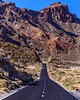 ..it's a long way to..Chico (ulrichcziollek) Tags: spanien kanaren kanarischeinseln teneriffa tenerife teide strasse vulkan caldera