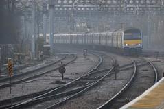 321428 (Common Buzzard) Tags: shenfield essex train railway electric emu greateranglia class321