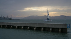 Catamaran (tourtrophy) Tags: pier39 catamaran sanfrancisco frisco goldengatebridge goldengate goldgatenationalrecreationarea boat bay sanfranciscobay sonya6000 sonye35mmf18oss