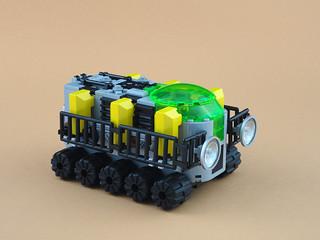 Benny's rover Rover ROVER!