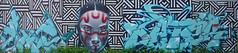 Koblenz city graffiti (Marco Braun) Tags: koblenz confluentia streetart graffiti kulturfabrik 2016 walartface gesicht coblence frau woman femme abstrakt abstrait abstract rheinlandpfalz deutschland