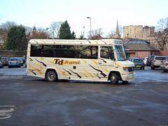 TD Travel of Bridlington PO56LTZ (yorkcoach2) Tags: york bridlington tdtravel mercedes po56ltz stgeorgesfieldcoachpark