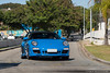 Blue Speedster (Andre.Siloto) Tags: porsche 911 9972 997 speedster mkii mk2 mark 2 ii markii mark2 ctbaexotics 2017 nikon d3200 são paulo sp brasil brazil bra br exotic car