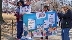 2018.01.20 #WomensMarchDC #WomensMarch2018 Washington, DC USA 2516