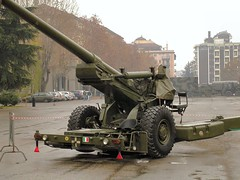 "FH-70 155mm Field Howitzer 3 • <a style=""font-size:0.8em;"" href=""http://www.flickr.com/photos/81723459@N04/24984781877/"" target=""_blank"">View on Flickr</a>"