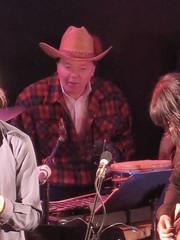 Larry Mullins (michaelz1) Tags: livemusic thechapel sanfrancisco sfsketchfest royaltenanbaums soundtrack