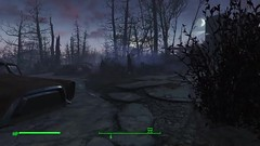 Eden Meadows (alexandriabrangwin) Tags: alexandriabrangwin fallout 4 far harbor eden meadows cinema island foggy ghouls fog running surrounded gang group herd walking dead fn p90 smg firing combat shooting xbox one mcreedy sniper rifle m14 silenced suppressed spooky scary woods postapocalyptic wasteland nuclear radiation