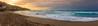 Sennen Cove (juanmartinez81) Tags: sea sennenbeach sennen sennencove seaside seascape panorama pano cornwall coast coastline cornish coastalpath coastal coastpath cove westcornwall kernow stitched sunset sun ocean waves beach sand
